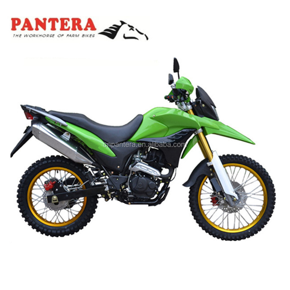 High Speed Durable Deep Gear 150cc Off Road Motorcycle