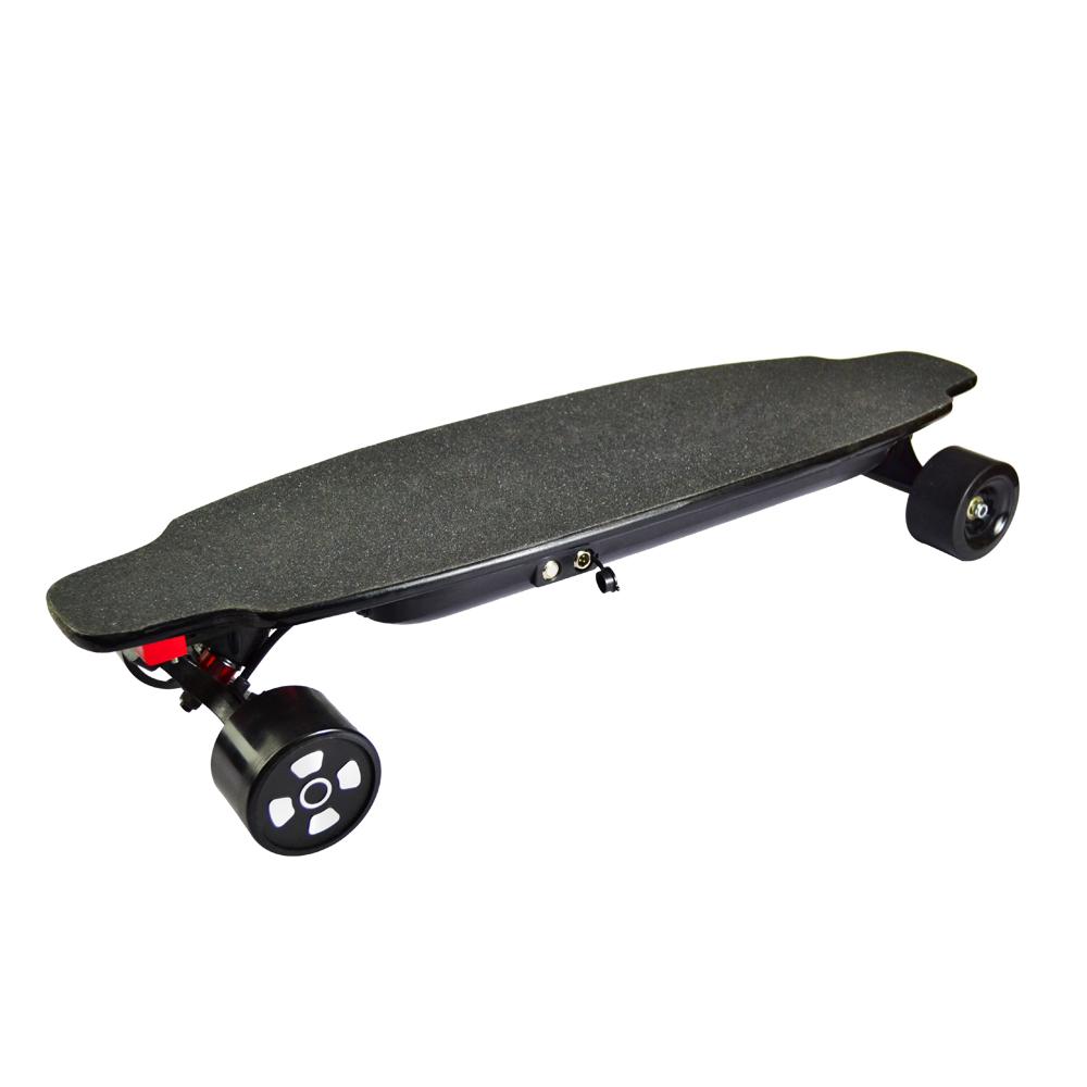 Skate elétrico diy Atacado Esporte Skate Elétrico 800W Impulsionou