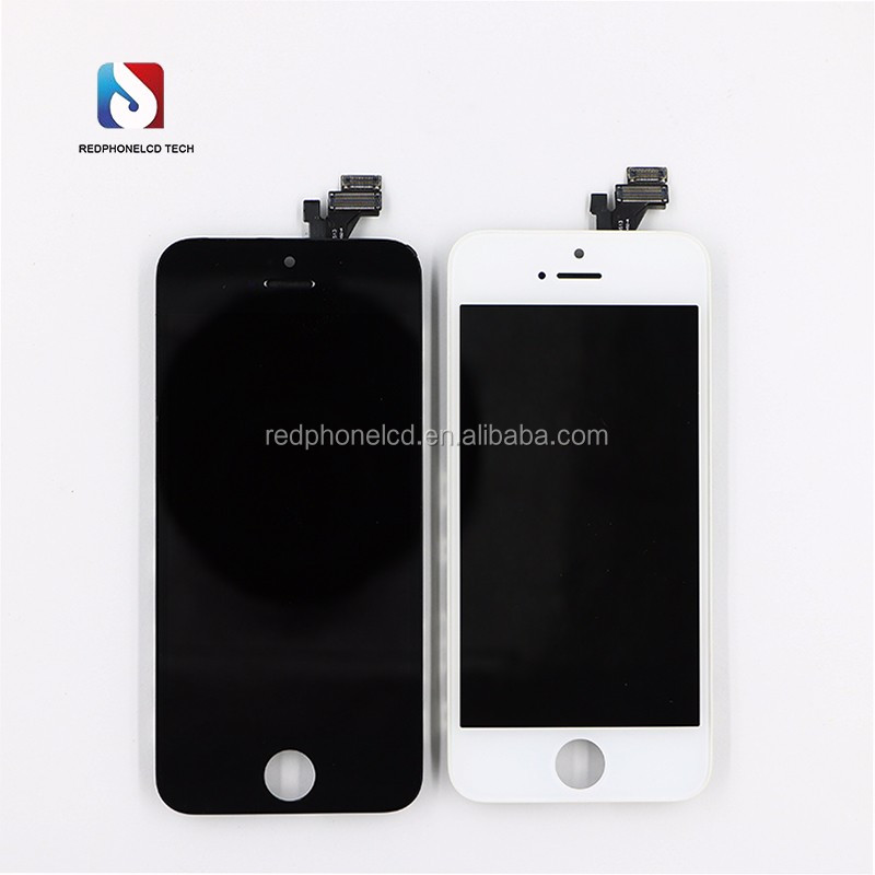REDPHONE manufacturer LCD OEM and ODM LCD assembly display for Apple iPhone 5