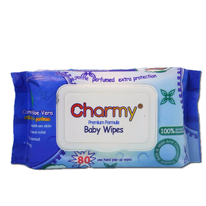 Disposable non-woven fabric cleaning used baby wet wipes