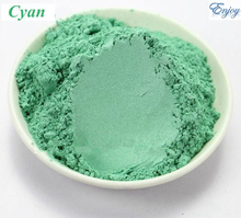 Mixed 5 Colors 50g Pearlescent Pigment Colorful Pearl Powder Pigment for Eye shadow Nail Polish 250g