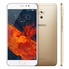 5.7 Inch 4GB+128GB Gold Original factory unlocked Meizu Pro 6 Plus / M686G with Supporting Heart Rate Detection & 3D Press & NFC