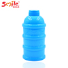 2018 NEW Portable baby infant feeding milk powder 4 cells grid practical box food bottle container milk powder container