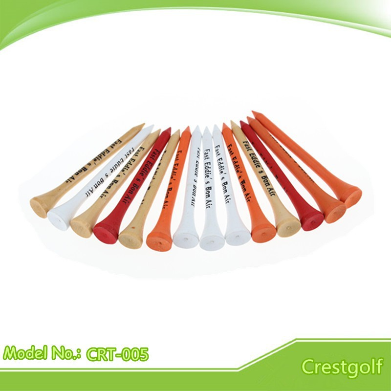 Imprinted Bulk Cheap Golf Tees 42/54/70/83mm