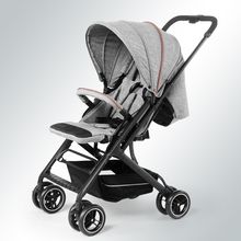 Light Compact Baby Stroller Baby Pushchair with Adjustable Handle