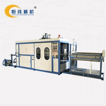good price automatic thermoforming machines for plastic egg tray