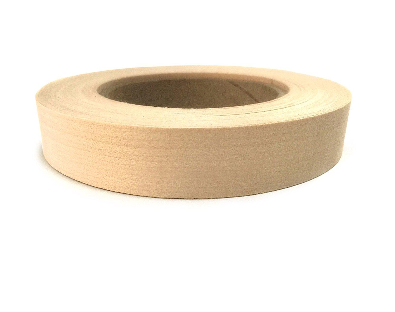 "3m PSA Birch peel /& stick 3//4/""x250/' wood veneer edgebanding"