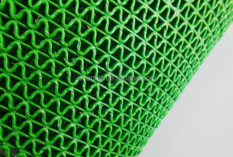 Free Samples Soft Rubber Flooring  Pvc Vinyl Loop Mats