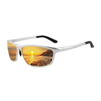 cycling custom logo eyewear driving glasses night vision