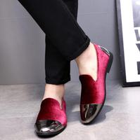 sh10580a wholesale price men dress shoes size 48 pu leather shoes for men