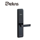 Deluns electronic fingerprint lock diary combination key card small locks for glass door apartment office security