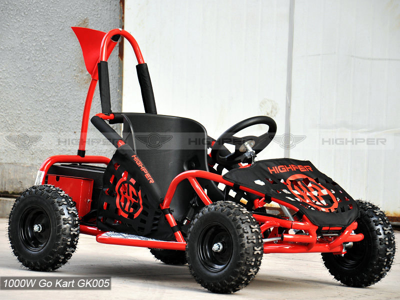 500W/800W Electric Quad ATV (ATV001E)