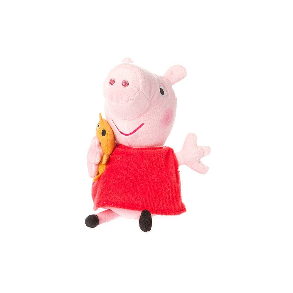 88e8afc85c9 Buy Claires Accessories Ty Beanie Babies Peppa Pig Plush - 8 1 2 ...