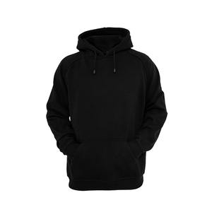 cheap custom fashion plain 100% hoodies men in china