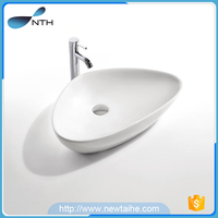 NTH online shopping small bathroom triangle outdoor lowes handmade porcelain wash vessel sink