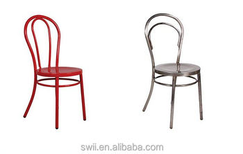 Event Cheap Resin/pp/crystal/plastic Thonet/vienna Chair Garden Furniture  Set