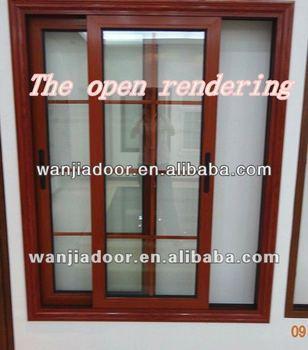 Glass Window Design/interior Sliding Glass Window/types Of Glass Windows