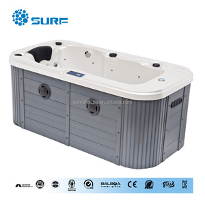 Single spa 1 person mini indoor hot tub