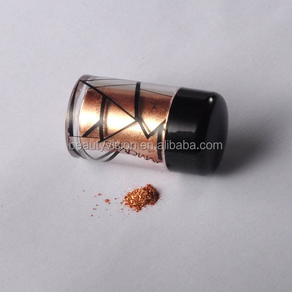 Fashion colorful ultra fine glitter loose powder for eye/face/nail/body
