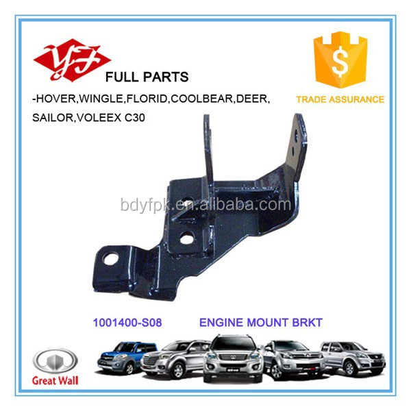 1001400-S08 Great Wall Florid Engine Mount Brkt