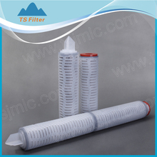 High flow active carbon fiber filter cartridge removing odor / color / chlorine