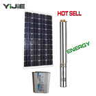 YIJIE solar powered water pump 3inch 4inch 6inch water pump for home farm agriculture irregation water pump