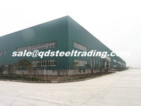 high quality metal building with CE certificate