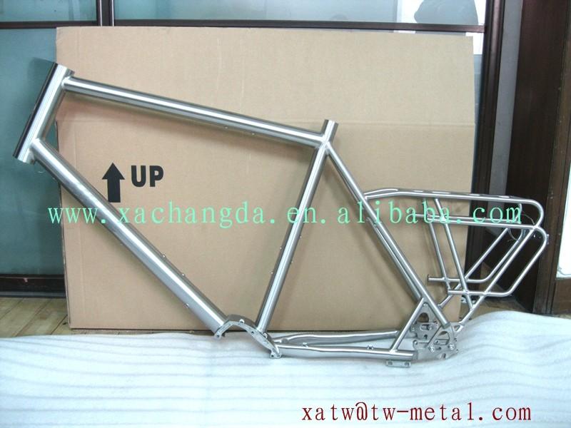 Titan Bike Rahmen Mit Ritzel Titan Bosch Motor Halterung Bike Rahmen ...