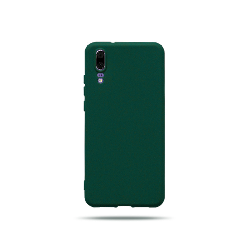 Wholesale matt candy color tpu phone case for Huawei P30 pro