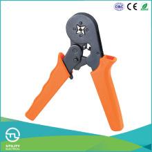 UTL Hot Products Hand Crimping Plier Tool For Cable End-sleeves And Non-welding Connection