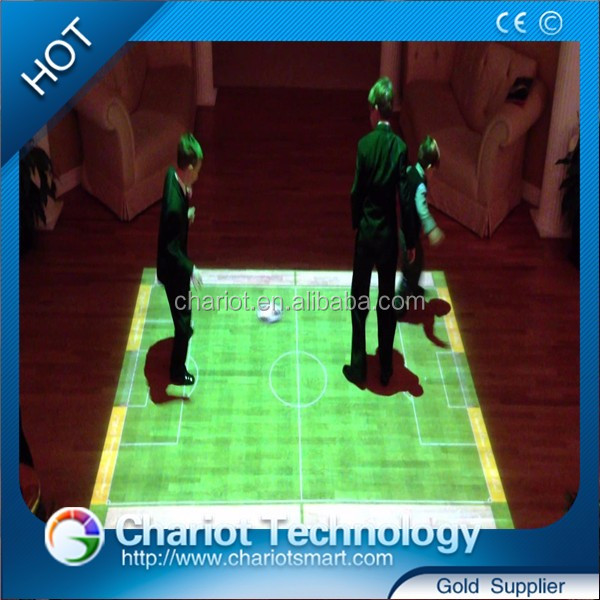 best price interactive floor projection includes mini pc,projector,motion capture, interactive software with CE certificate