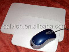 White neoprene mouse mat mouse pad for sublimation
