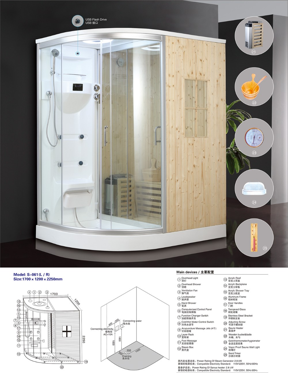 or modular better freestanding which shower custom steam is