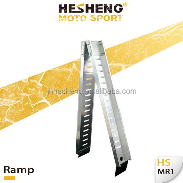 Motorcycle & Loading ramps for trailers or truck (HS-MR1-1)