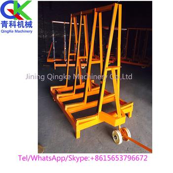 China Supply Glass Transport Storage Rack Glass L Rack Low Price Sale