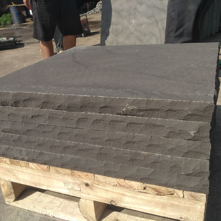 Cheap Black Large Stepping Stones Slab For Sale