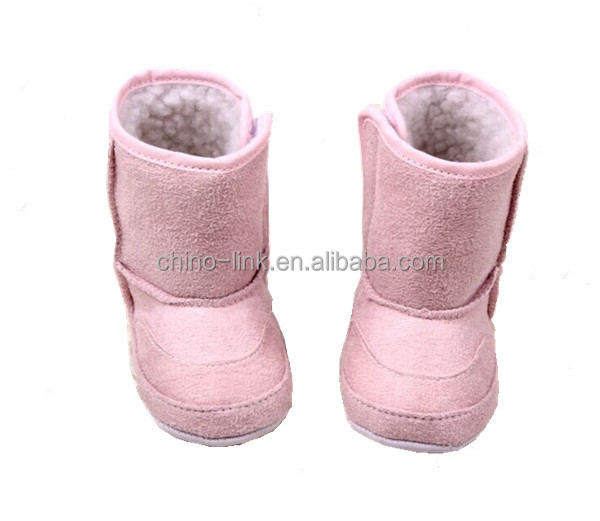 2015 comfortable and warm baby toddler shoes/baby boots