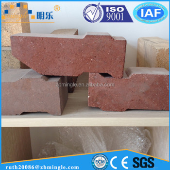 Low Thermal Conductivity Fire Clay Brick Acid Resistance Bricks ...