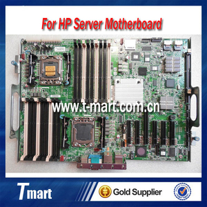 Server Motherboard For HP ML350 G6 511775-001 461317-001 system mainboard  with fully tested