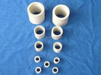 ceramic raschig ring alumina crucible Ceramic tower packing