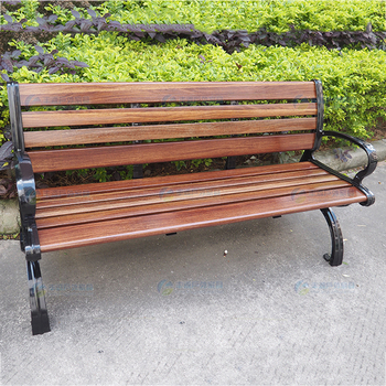 High Quality Used Outside Garden Bench Plastic Wood Amp Cast