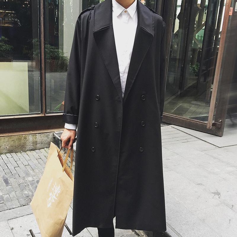 Extra Long Coats Jacketin