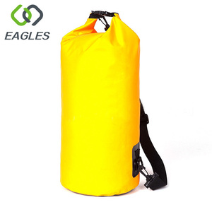 Eagles Custom Logo Ocean Pack Pvc Waterproof Bag Dry Bag for Camping