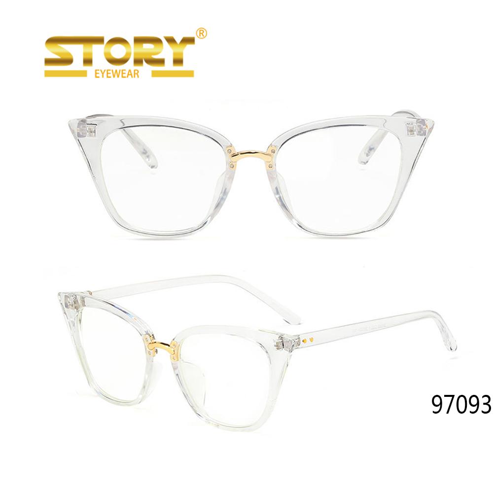 Nuevos tipos de gafas marco Ideal óptica marcos coreano marcos ...