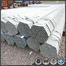 Carbon welded 1 1/2 inch galvanized steel pipe, fence post galvanized steel pipe, carton tubes