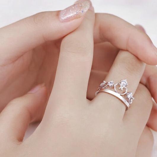 King And Queen Crown Wedding Rings Ukrobstepcom