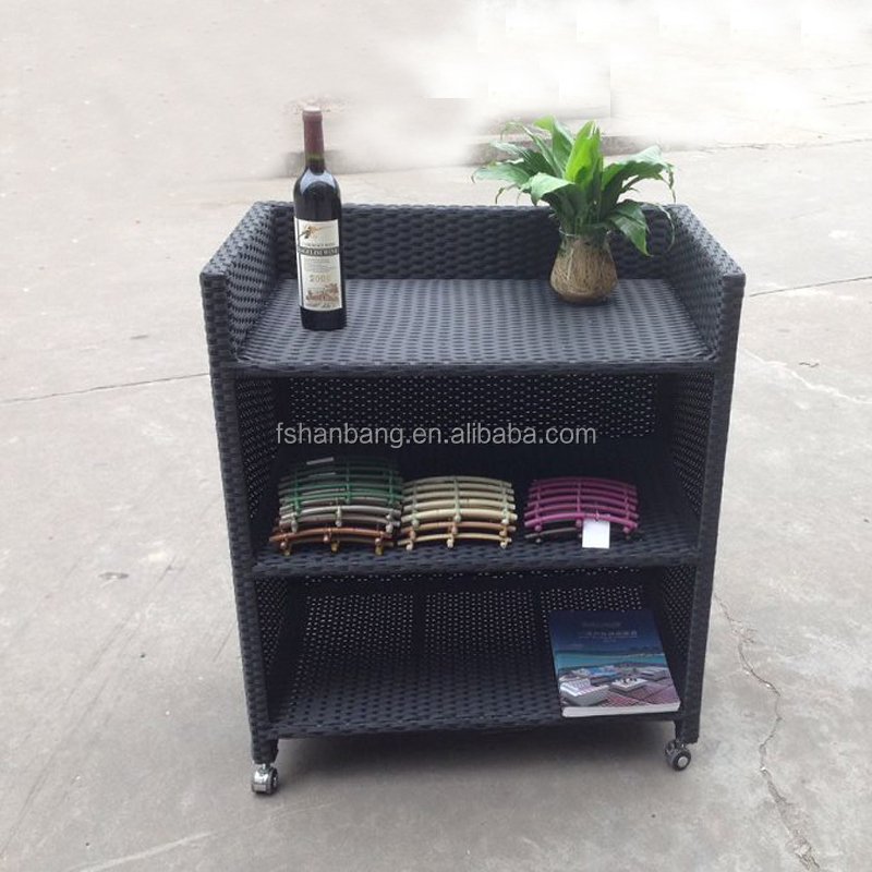 attractive patio garden all weather wicker rattan outdoor towel storage cabinet buy outdoor. Black Bedroom Furniture Sets. Home Design Ideas