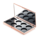 Custom logo eye shadow container private label compact powder case empty Eye shadow palettes