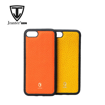 Blank Togo Leather Mobile Case Water Proof Case Shell for Mobile Phone