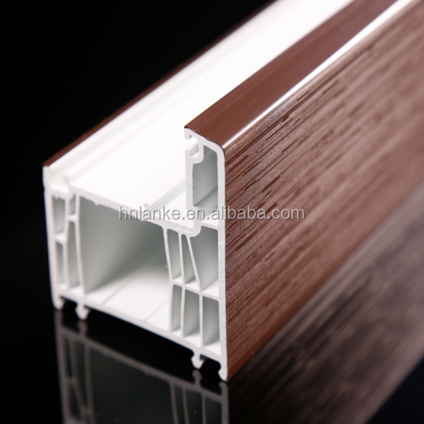 Turkey stype pvc upvc profile for windows and doors